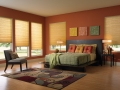 Cellular-Shades-Bedoom-Orange