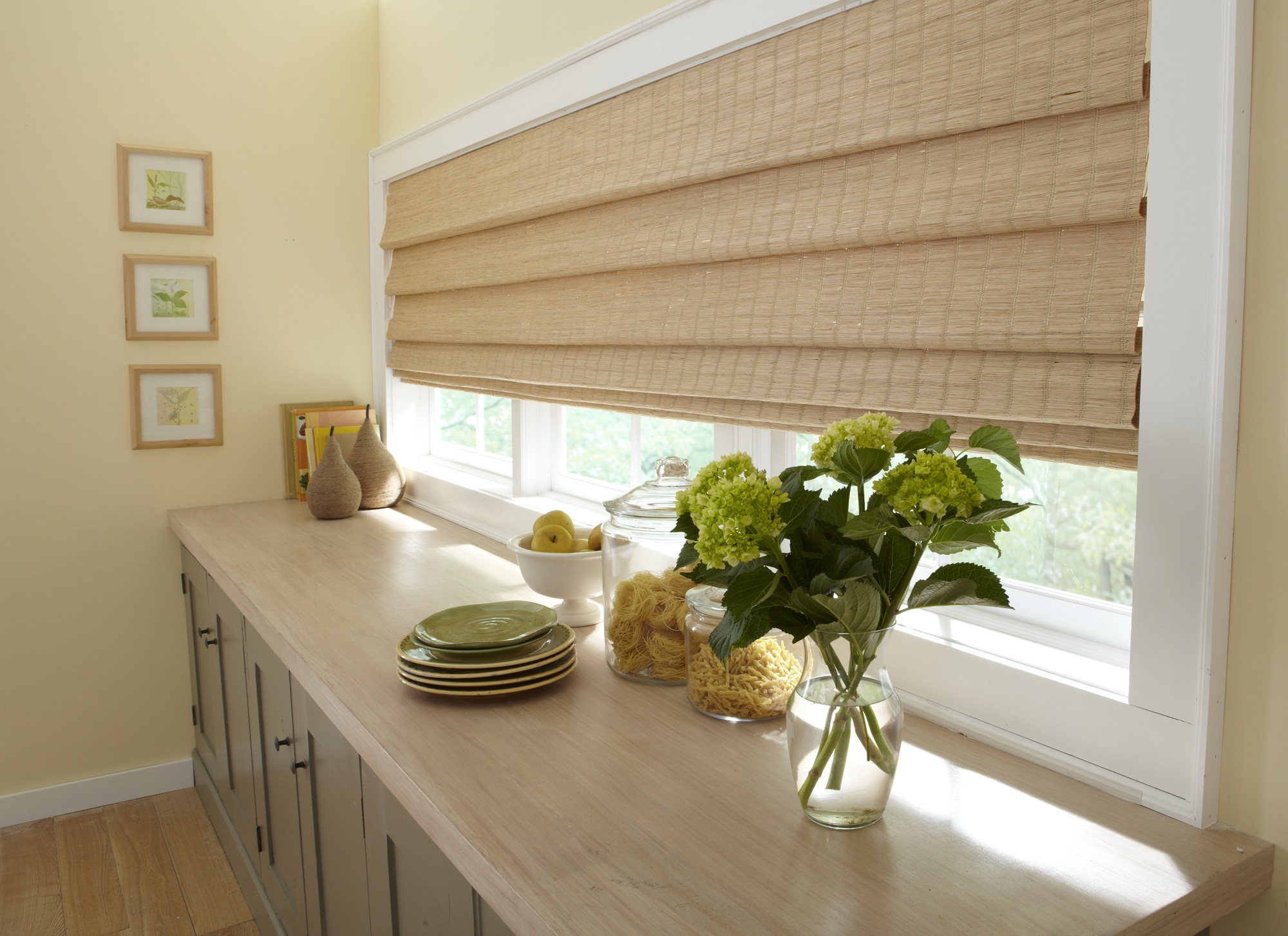 Woven Wood Shades Sunapee Shade And Blind