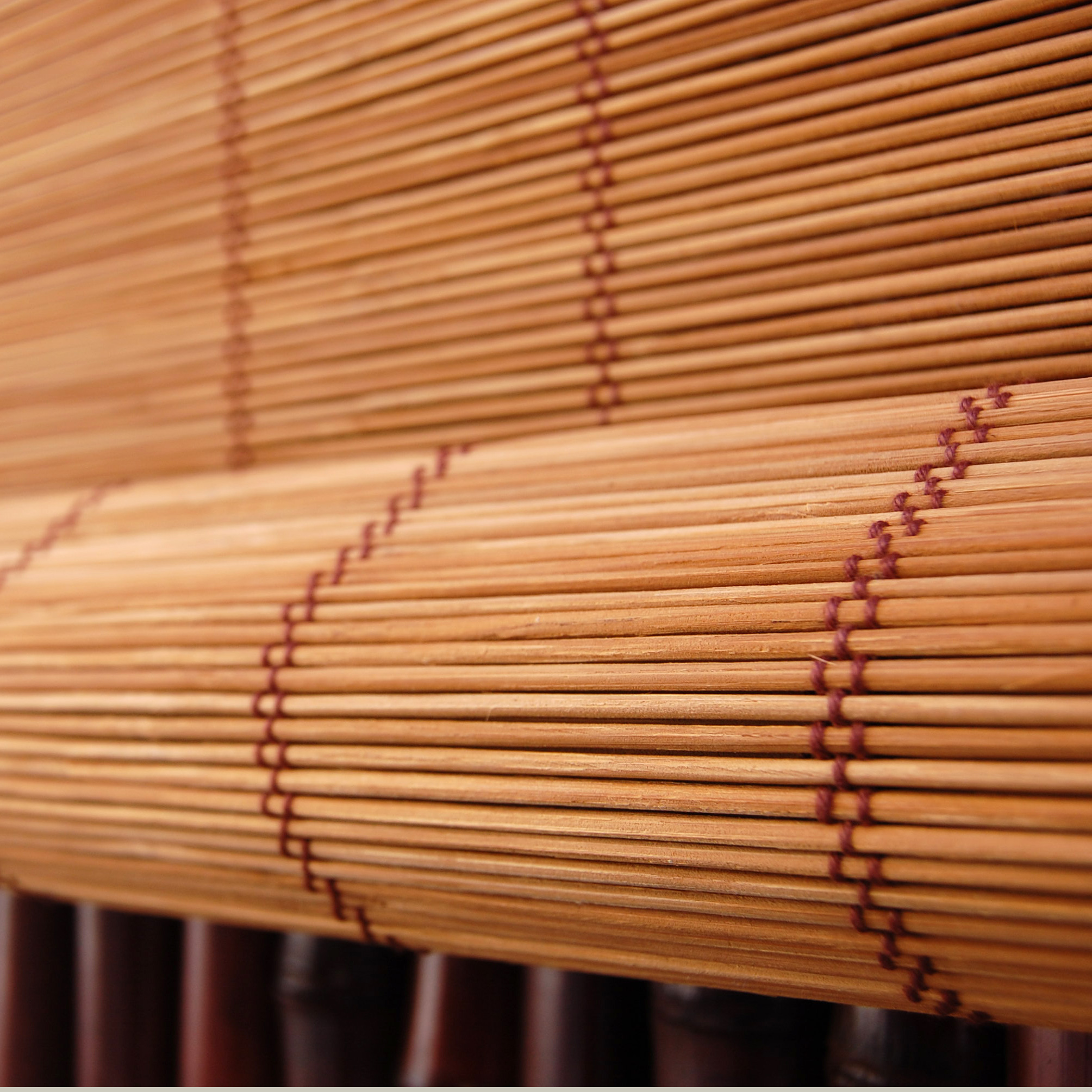 Outdoor Bamboo Blinds Roll Up   How To Hang Bamboo Shades Outside Mount Diy  Outdoor Wicker