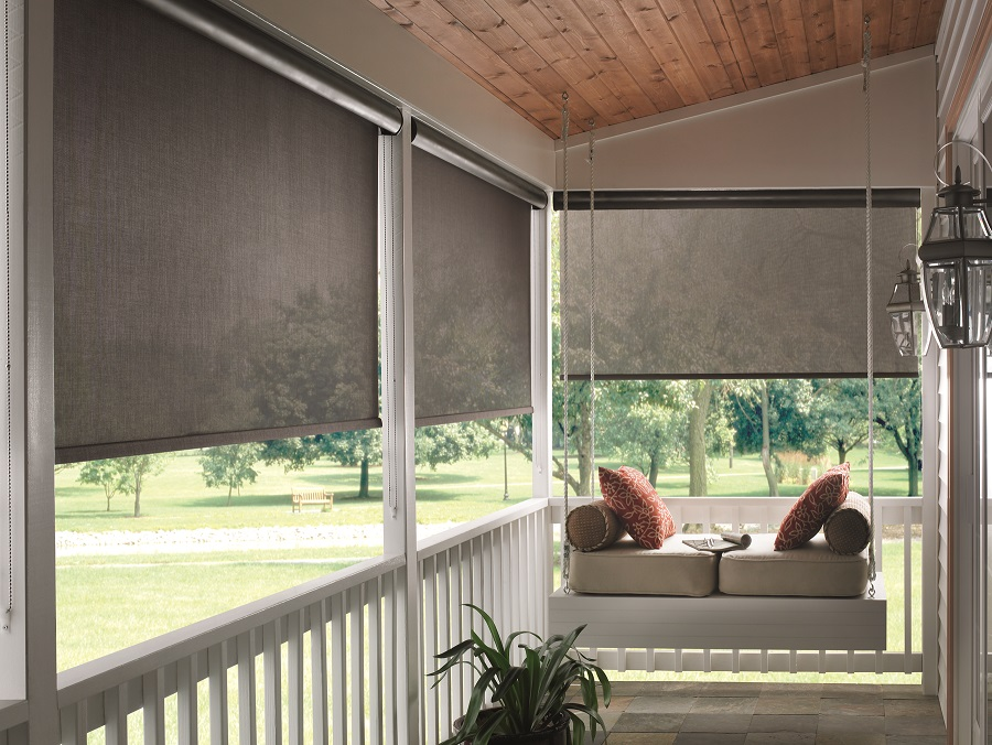 Outdoor Solar Shades