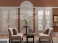 Arched Top Shutters